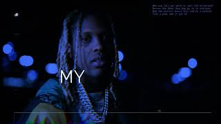 Lil Durk - Finesse Out The Gang Way feat. Lil Baby (Official Lyric Video)