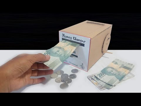 how-to-make-money-exchange-machine
