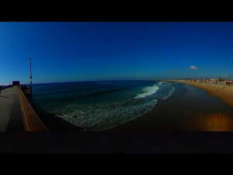 VR 360 Video -- Newport Beach, Ca