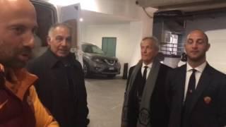 "Pallotta come i Clash: ""Should I stay or should I go..."" - Giornata 29 - Serie A TIM 2016/17"