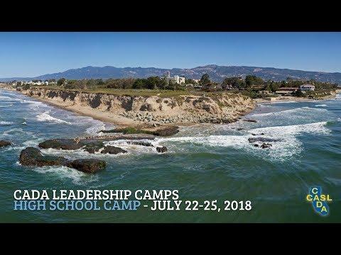 CADA Leadership Camp - July 22-25, 2018