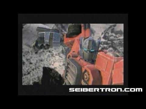 Atari's Transformers Armada PS2 game trailer 2004