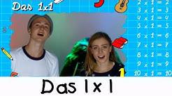 Das 1x1 Lied - Mathe Lernlieder mit Marie Wegener & Finn || Kinderlieder