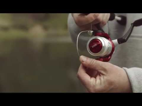How To Cast A Spinning Reel By Zebco