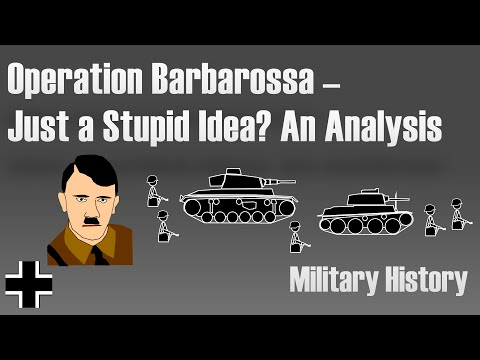 [Barbarossa] Just a Stupid Idea or not?  An Analysis