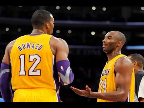 Dwight Howard Eyes a Chance at Redemption With the Lakers