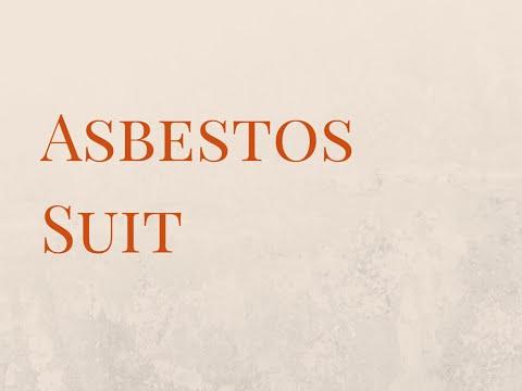 Asbestos Suit | Asbestos Claims | Asbestos Settlement