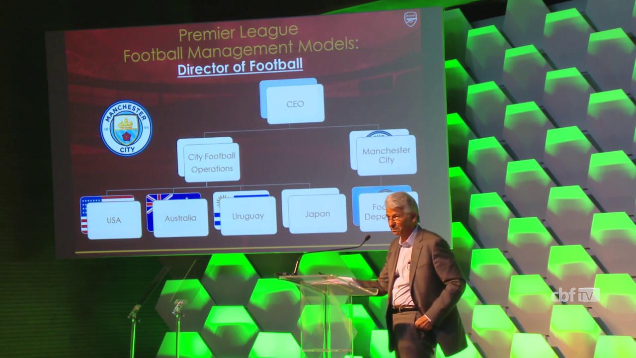 Gestão Esportiva: Richard Law, diretor de futebol do Arsenal