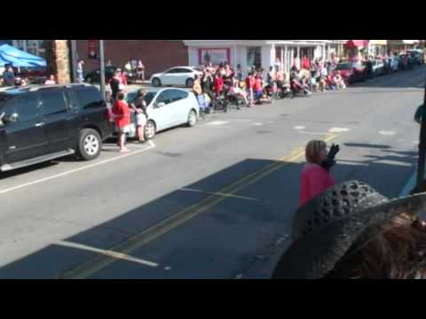 Cherokee National Holiday Parade