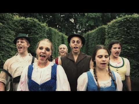 THESE HILLS ARE ALIVE - A Sound of Music Spoof