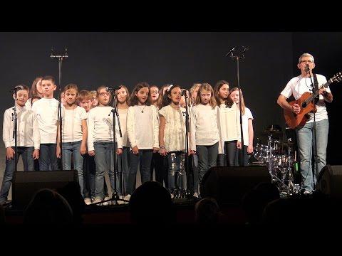 Pat Bol & la Chorale de l'Ecole de Musique de Béthune - Mon cinéma
