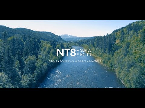 Guideline NT8 Fly Rods