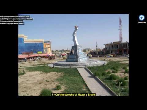 Discover Mazar-i-Sharif, Afghanistan