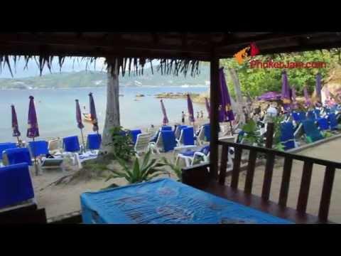Small Paradise Beach in Phuket island. Phuket beaches.