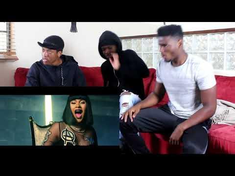 Cardi B - Bodak Yellow [OFFICIAL MUSIC VIDEO] Reaction