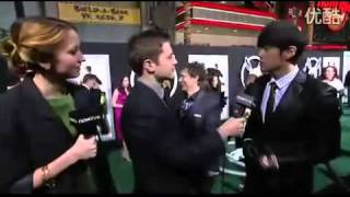 Hollywood好萊塢青蜂俠-周杰倫Jay Chou專訪http://tinyurl.com/richandfamous123