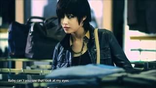 [HD]티아라(T-ara) - Cry Cry(中韓字幕)(歌詞修正版)