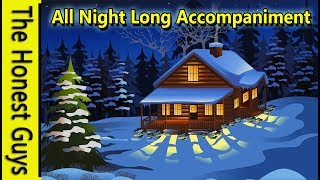 Guided Sleep Meditation Story: The Log Cabin, with All Night Long Ambience (11 Hours)