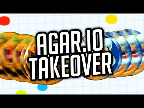 How to get level 100 in Agario!! | Insanely Fast Duo Takeover! | Riskiest Bait?! | Agario Mobile