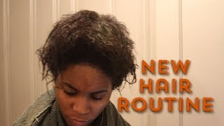 New HAIR Routine and New HAIR! Thumbnail