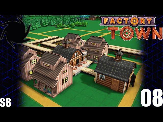 Factory Town - S08E08 - Reinforced Plank Set Up