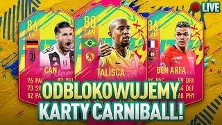 ODBLOKOWUJEMY KARTY CARNIBALL PS4!!! #RzeznicyTalisca