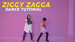 Gen Halilintar Ziggy Zagga Dance Tutorial By Sajidah Halilintar