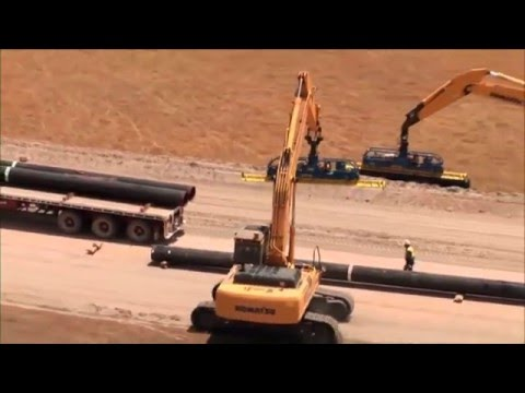 Australia - Dampier-Bunbury Stage 5A Expansion Project | Project Overview