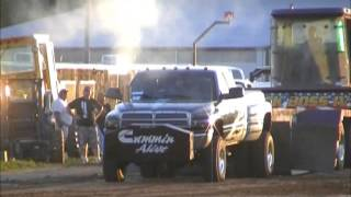 2 6 DIESEL TRUCK CLASS AT THE 2014 CENTRAL OHIO TRUCK PULLERS MADISON COUNTY, OHIO LONDON  FAIR PULL