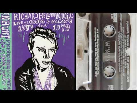 Richard Hell & The Voidoids - I'm Free (Live at CBGB, 6/22/79)