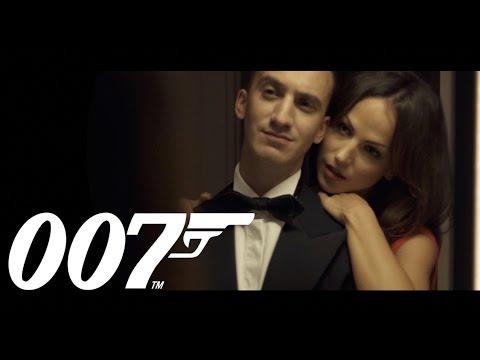 BOND GIRL e 007 per un giorno!!!