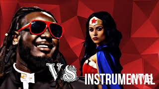 Instrumental It - Stevie Wonder Vs Wonder Woman & Fifth Harmony - Topic | RaveDJ