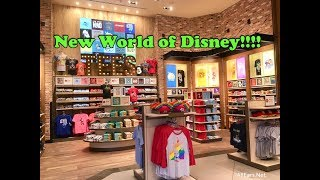 Disney Springs World of Disney now open and Christmas is here!