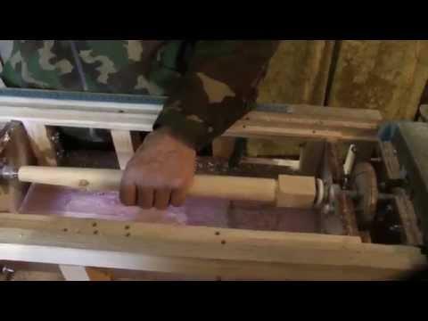 видео: токарно-фрезерный станок своими руками