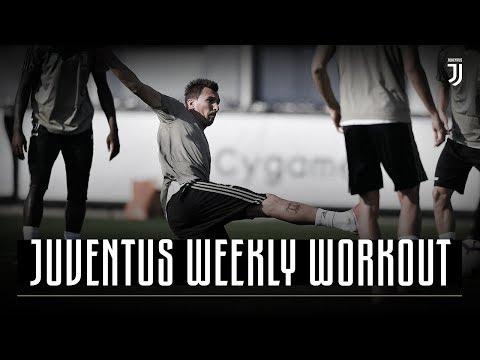 Juventus Weekly Workout: Gearing up for Genoa