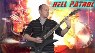 Judas Priest - Hell Patrol Guitar Cover - LRRG