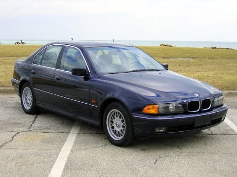 2000 bmw 528i e39 blue youtube. Black Bedroom Furniture Sets. Home Design Ideas