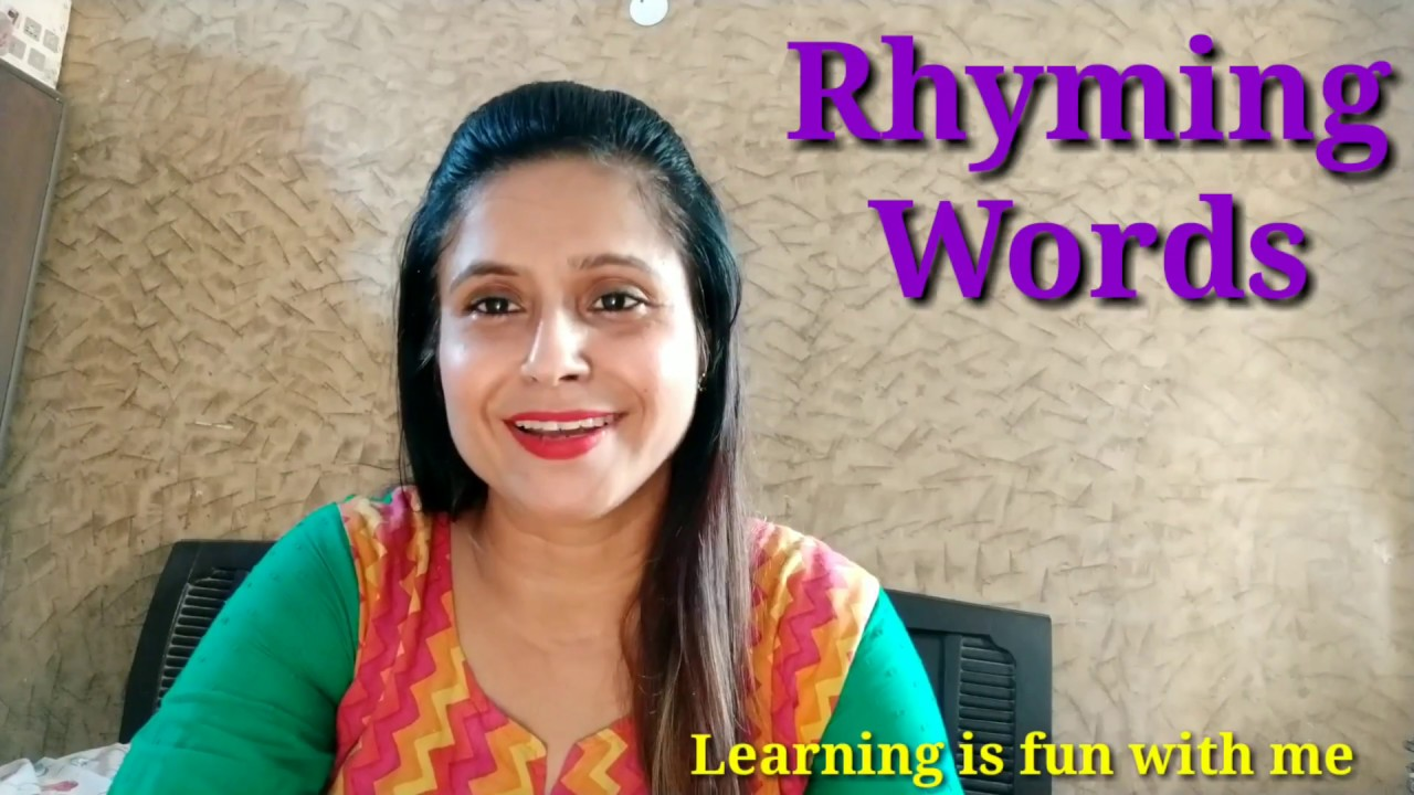 With rhyming happiness words 20 Words