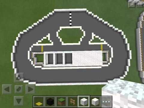 Lowe's Motor Speedway Build.