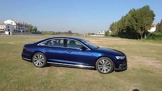 Audi A8 2018 Тест Драйв