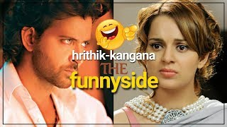 Kangana Hrithik Controversy The Funny Side The Ugly Truth