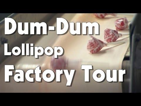 Dum-Dum Factory Tour | The Friday Zone | WTIU | PBS