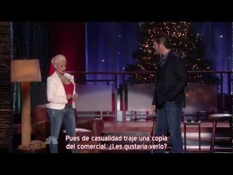 Christina Aguilera & Blake Shelton - Especial Navideño 2012 (Subtítulos español)