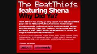 The Beathiefs Feat. Shena - Why did ya' (Luigi & John-John Remix)