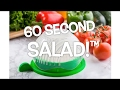 60 Second Salad Maker  Make Fast and Easy Salads - One of the Best Kitchen Appliances.