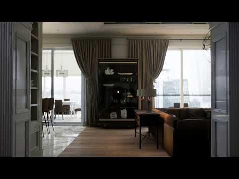 Виртуальная реальность недвижимость, Eva, Photorealistic VR For Real Estate, реалистичная  графика