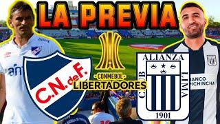 LA PREVIA ⚽️ Club Nacional de Futbol vs Alianza Lima ⚽️ Copa Libertadores 2020