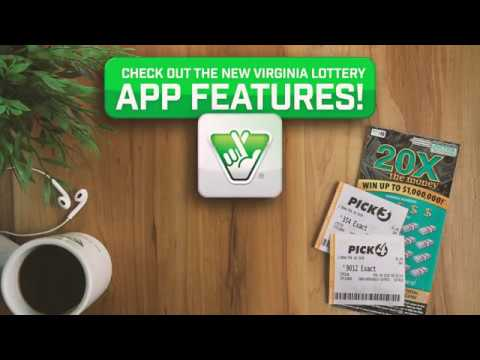 Official Virginia Lottery App