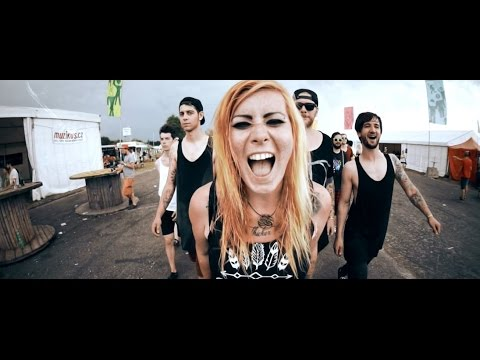 Eponine - Unfound (official video - Rock for People 2016)