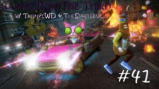Let's Play Saints Row: The Third Co-op Ep. 41
